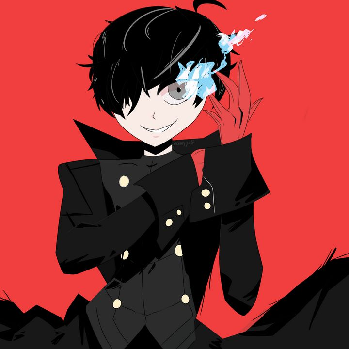 Joker (Persona 5) - Vomy's Art Shop