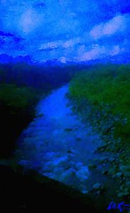 Twilight River