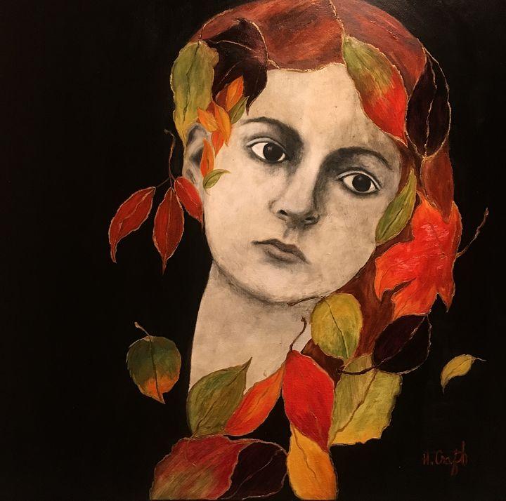 Autumn - Heather Craft Fine Art