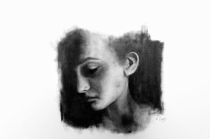 beautiful things are easily broken - Heather Craft Fine Art