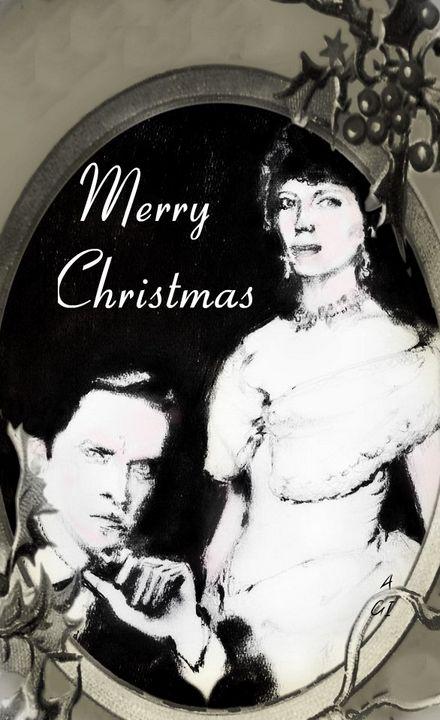 Sherlock Holmes and Irene Adler - Alexa & Alan ~Secret World productions~