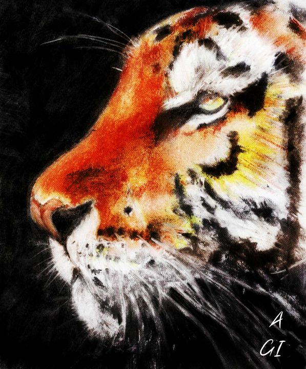 Tiger Tiger - Alexa & Alan ~Secret World productions~