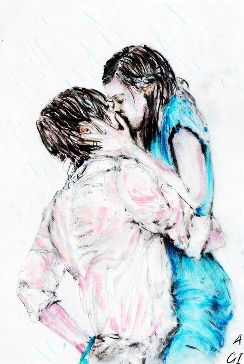 Kiss in the rain - Alexa & Alan ~Secret World productions~