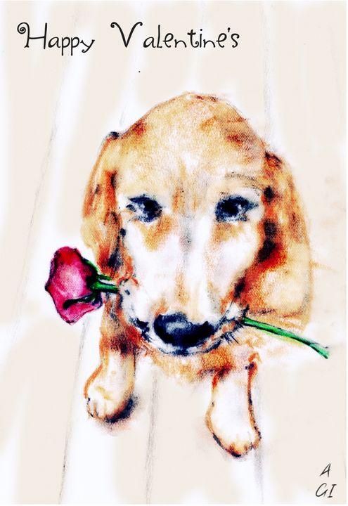 Puppy Valentine - Alexa & Alan ~Secret World productions~