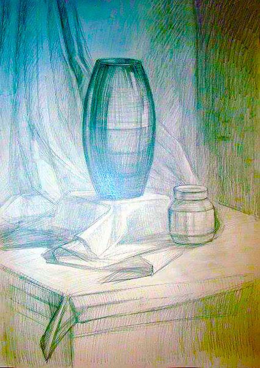 Still life - MARIA MAGIC ART