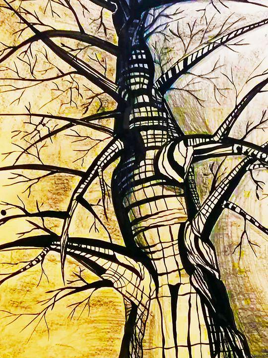 Tree - MARIA MAGIC ART