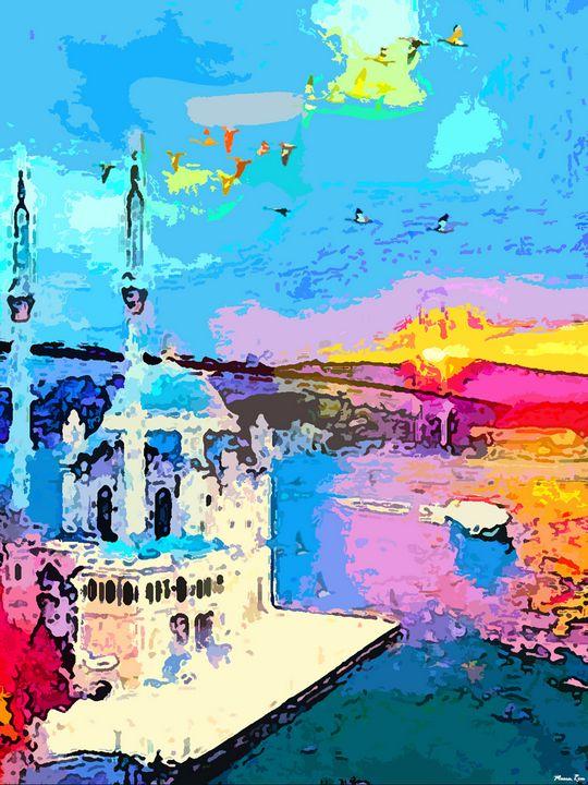 Estambul - MARIA MAGIC ART