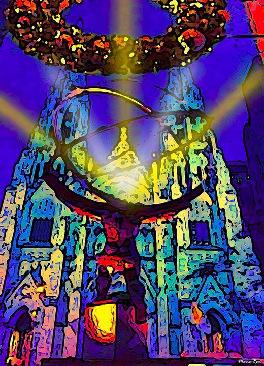 New York - MARIA MAGIC ART