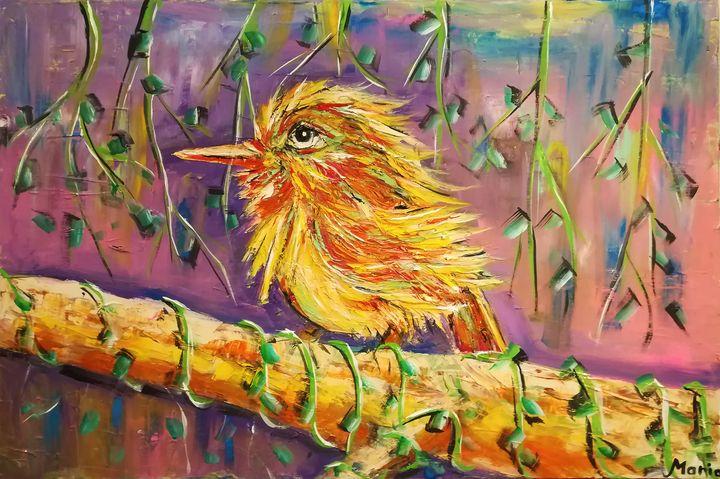 Bird - MARIA MAGIC ART