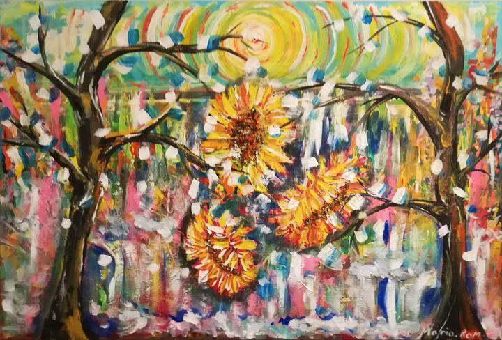 Landscape - MARIA MAGIC ART