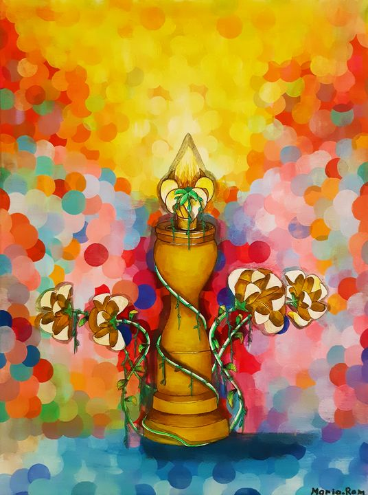 Light - MARIA MAGIC ART