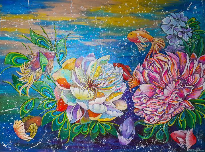 Underwater - MARIA MAGIC ART