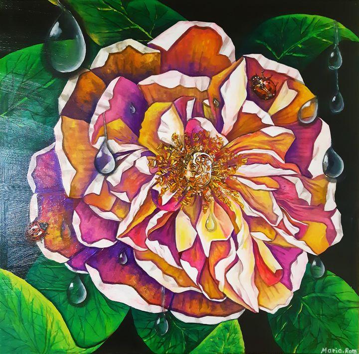 Breath in the morning - MARIA MAGIC ART