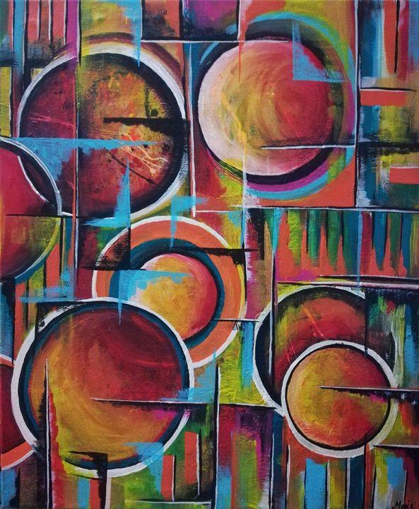 Intersection - MARIA MAGIC ART