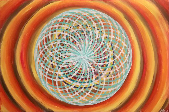 Spiral - MARIA MAGIC ART