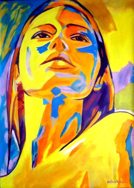 """Evocative mood"" - Helenka's Artwork"