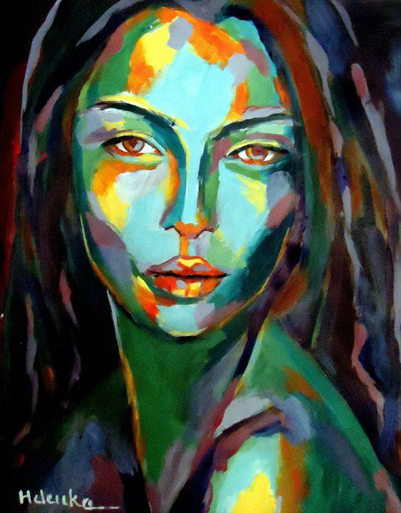 """Cunning"" - Helenka's Artwork"