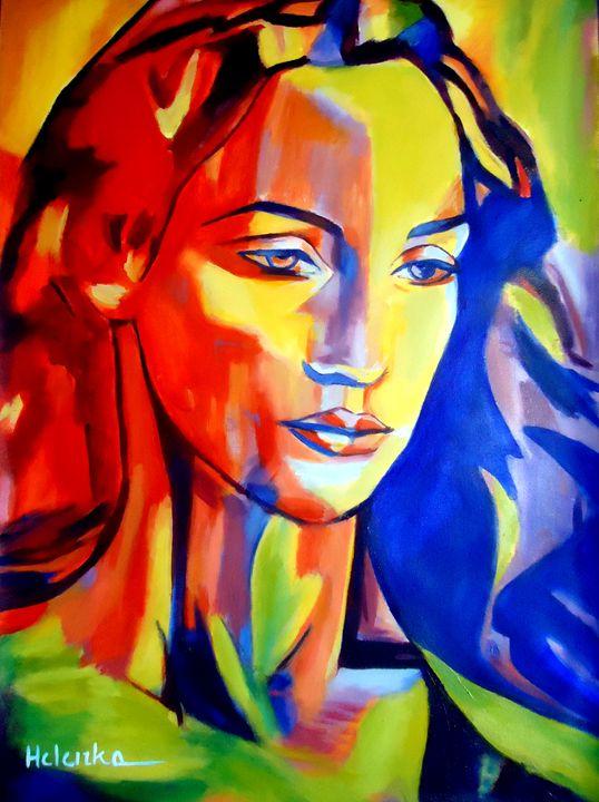 """""""Like a Madonna"""" - Helenka's Artwork"""