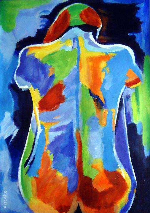 """""""Ne me quitte pas"""" - Helenka's Artwork"""