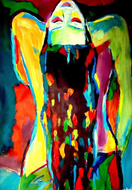 """""""Tranquility"""" - Helenka's Artwork"""