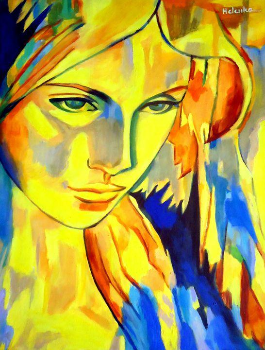 """""""Felicity"""" - Helenka's Artwork"""