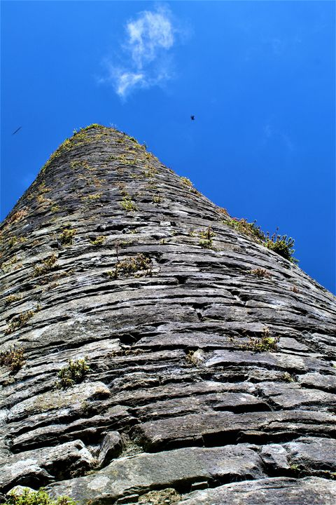 round tower... - billys art...