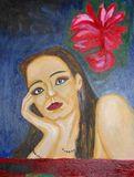 Marta oil on canvas
