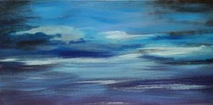 Abstract Sea Scape