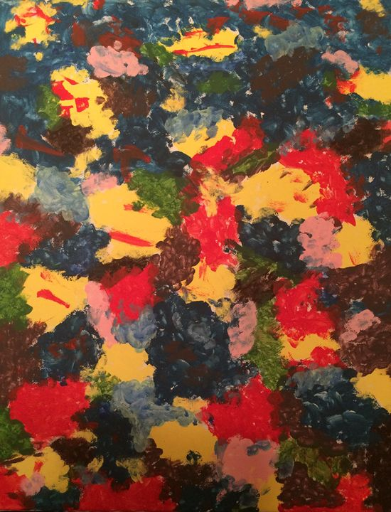 Vibrant Colors - The Pieces of Essence