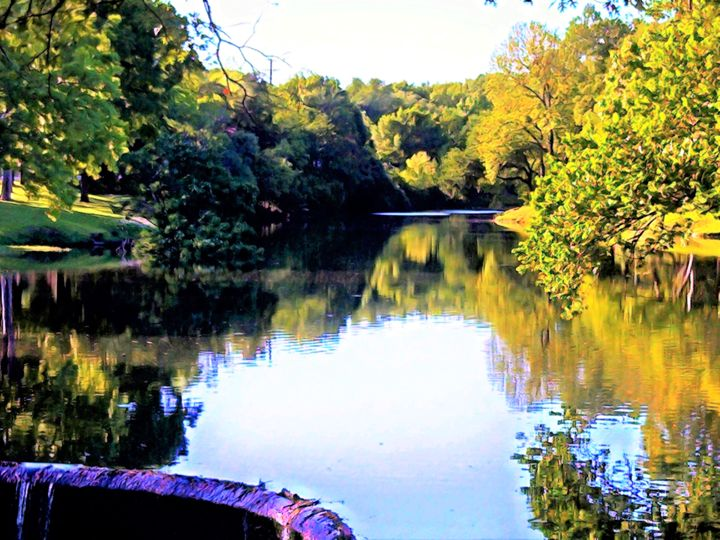 Lakeside Park Beauty - SAS Collection
