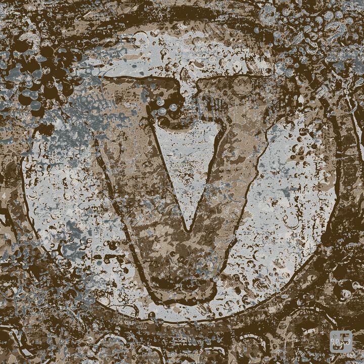 LOVE BLOCKS - V - Jerry Ford