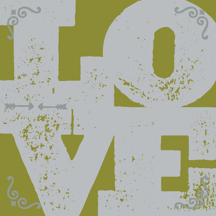 GREEN LOVE - Jerry Ford