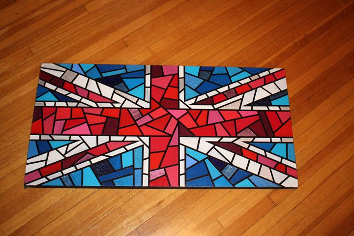 Union Jack - Flags of the World