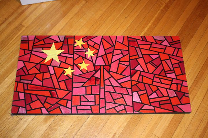 China - Flags of the World