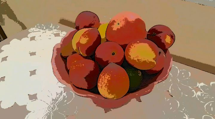 Fresh Summer Fruit - Michael A. Galianos