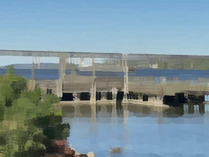 Bridge River - Michael A. Galianos