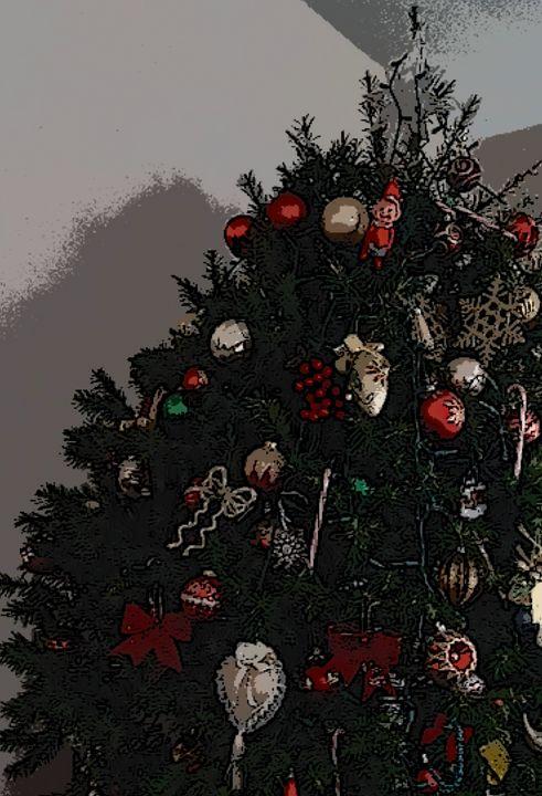 Christmas Tree 2021 - Michael A. Galianos
