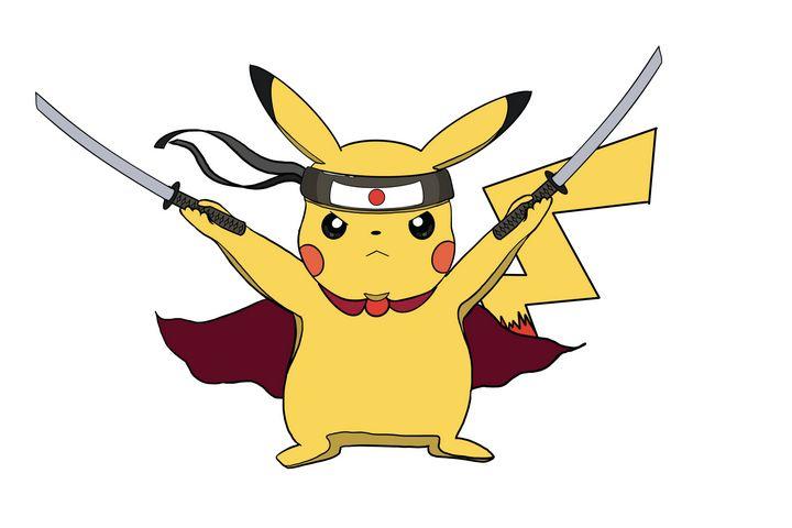 Pikachu JDM - Natalia // co.nats.y