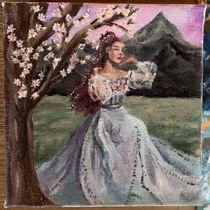 Her Majesty Spring