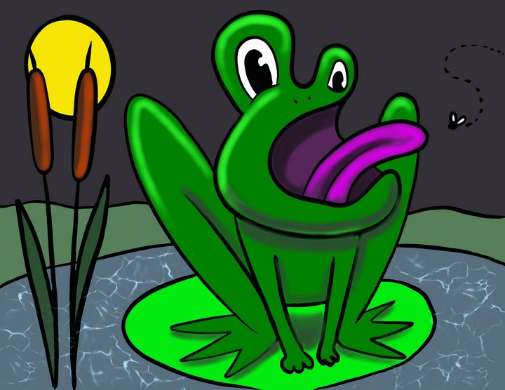 Froggy - Christopher Knoll