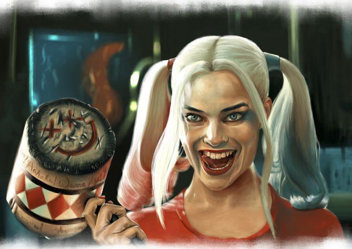 Harley Quinn 2 - Elena T'Art