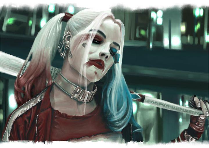 Harley Quinn 1 - Elena T'Art