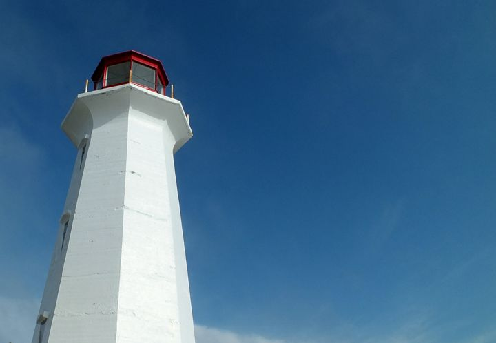 Peggy's Cove Lighthouse - Photos by Oswin