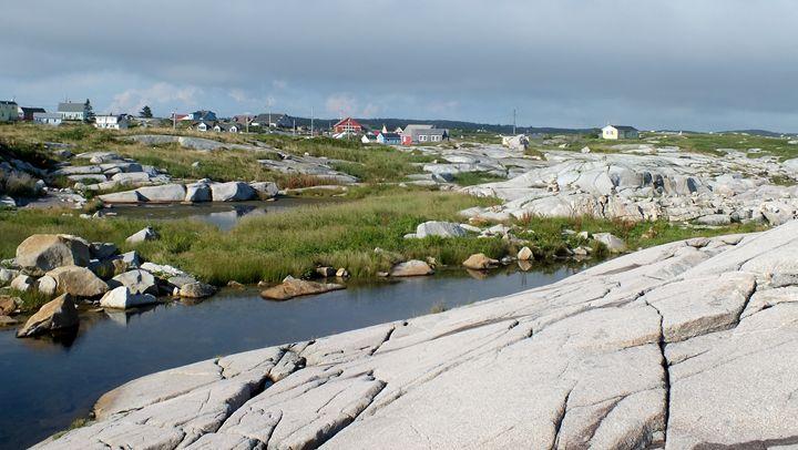 Peggy's Cove, Nova Scotia - Photos by Oswin