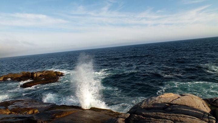 Wave Spray - Photos by Oswin