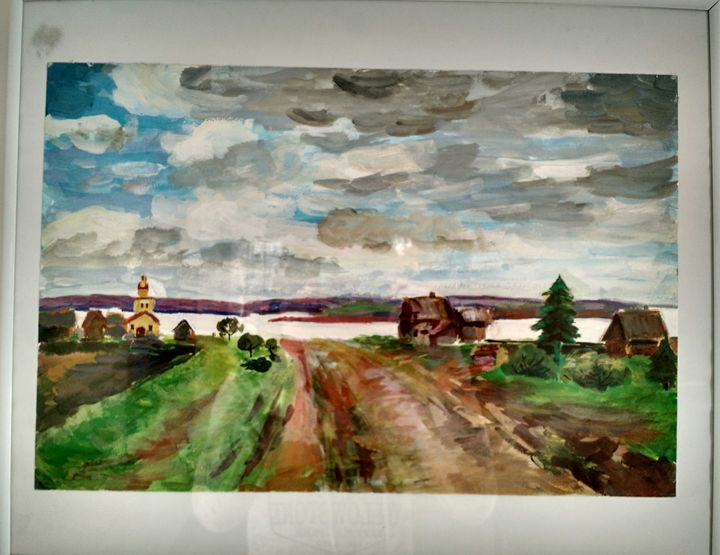Roads - Heqi Wang ARTWORKS