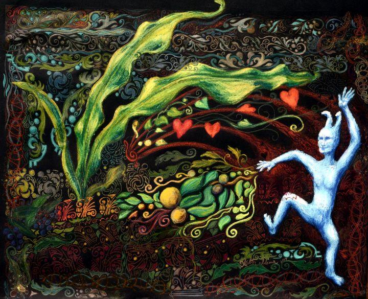 Whim Interpretation - Art of Walter James Idema