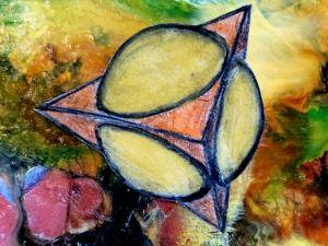 Sphere of Tetrahedron Yellow