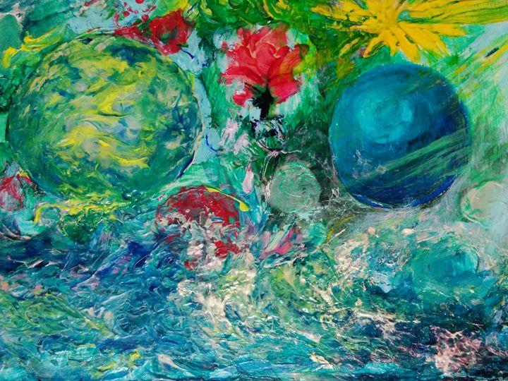 Confluence - Art of Walter James Idema