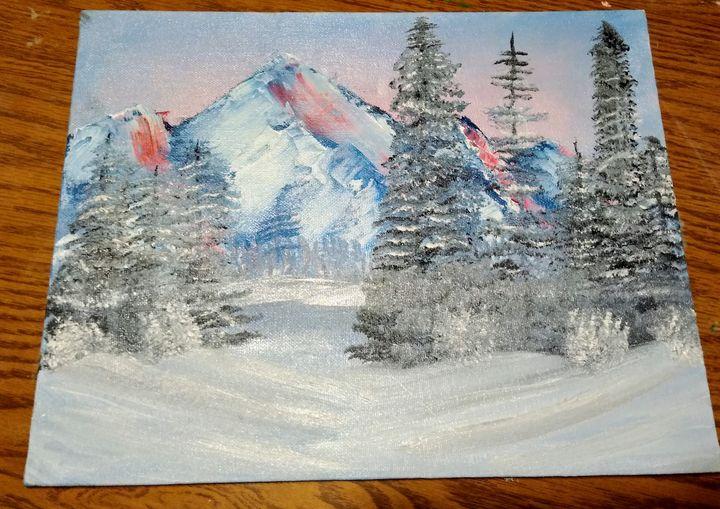 Blue mountain dream - Em's